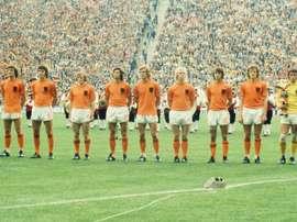 A Holanda estava em grande em 1974. Goal