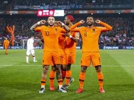Saiba tudo sobre o duelo entre a Holanda e a Alemanha. Goal