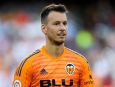Barcelona have signed Neto. EFE