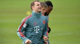 Neuer back in contention for Champions League. GOAL