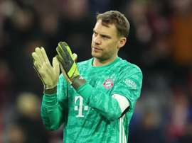 Neuer has no plans to leave Bayern once Nubel arrives