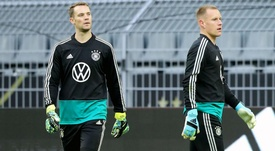 Neuer talks up 'great' relationship. GOAL
