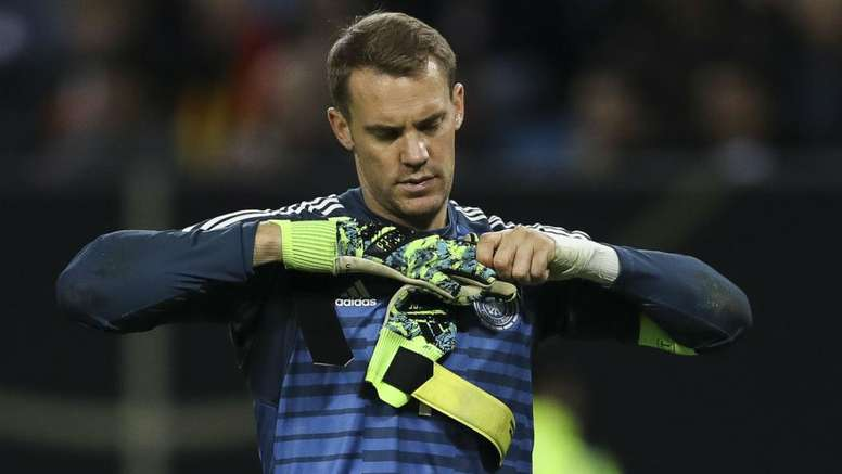 Neuer lays out retirement plans. GOAL