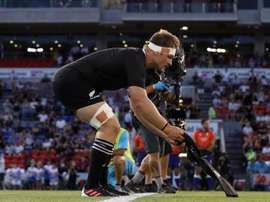 New Zealand paid tribute to the star. GOAL