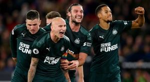 Newcastle claimed three points in the Premier League in the Steel City. GOAL