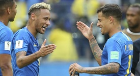 Carlos says Coutinho has stepped up with all the spotlight on Neymar. GOAL