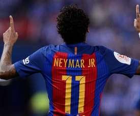 Três anos depois, ninguém substituiu Neymar. EFE