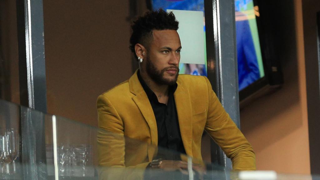 L'interview exclusive de Neymar au Brésil a été volée — PSG