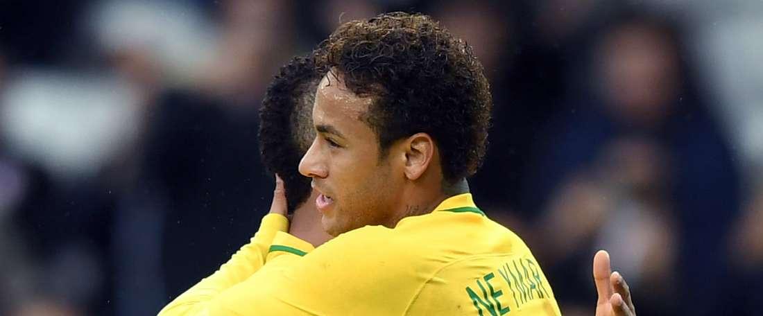 Le Brésil s'est imposé facilement. Goal