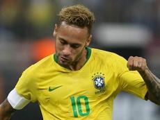 O camisa 10 do Brasil falou com a imprensa. Goal