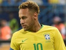 Neymar évoque son positionnement. Goal