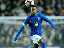 """Neymar faz balanço do 2018 da Seleção: """"Um ano que a gente sofreu, mas que foi de aprendizado"""""""