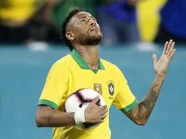 Neymar fait toujours autant parler. Goal