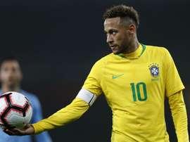Le Brésil de Neymar vient à bout de l'Uruguay. Goal