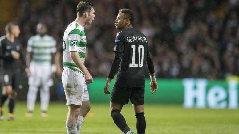 Lustig criticou atitude de Neymar. Goal