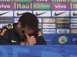 Jornal: Ney 'chorou' para evitar ida ao PSG. Goal