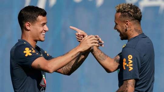 Neymar Coutinho I Brasil I Copa do Mundo I 24 06 18. Goal