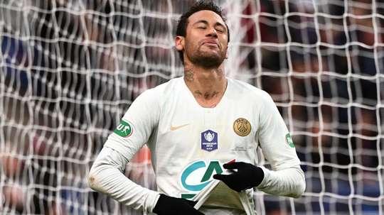 PSG won't loan Neymar