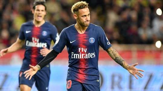 Neymar has been in excellent form this season. GOAL