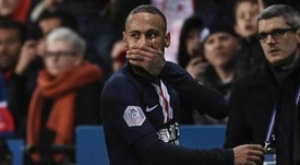Tuchel excuses Neymar's 'human' reaction after PSG red card. AFP