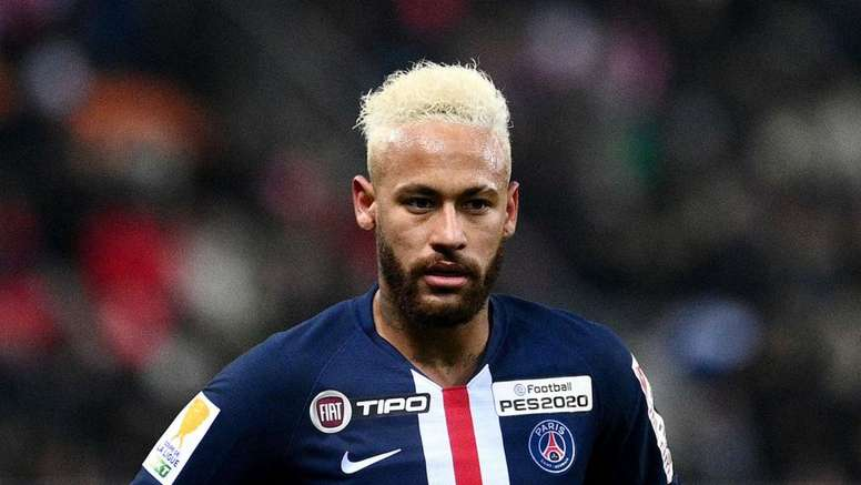 Neymar determined to give everything for PSG - Navas. GOAL