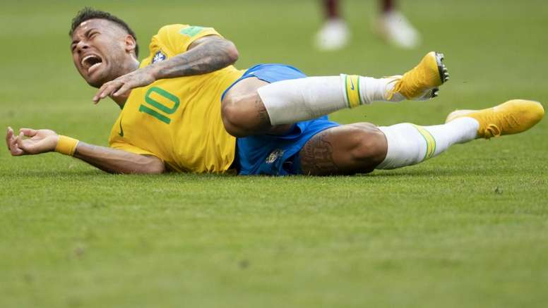 Neymar has courted controversy. GOAL