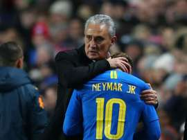 Tite says he will always pick Neymar if he is available. GOAL
