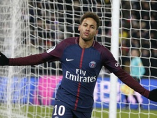 Neymar has been linked with moves away from PSG. Goal
