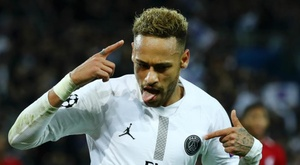 Neymar is said to be open to playing any position in the PSG forward line. GOAL