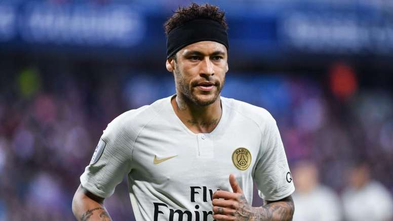 Neymar, who's inked with an exit to Barça, absent from PSG squad for Nurnberg friendly. GOAL