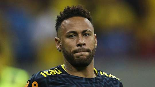 Neymar may well be making a decision to join Barcelona in the summer. GOAL