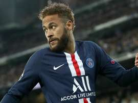 Neymar is not in the squad. GOAL