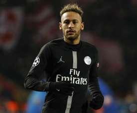 'Super difficult' for Neymar to face Man Utd, says PSG boss Tuchel