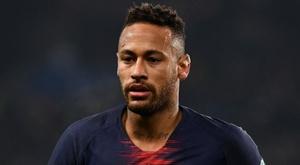 Neymar may return against Monaco. GOAL
