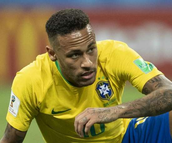 Neymar was eliminated from the World Cup on Friday. GOAL