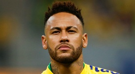 Neymar's PSG future is up in the air. GOAL