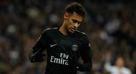 Emery defends PSG star Neymar after Madrid display