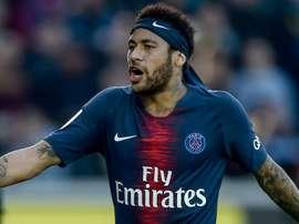 Tuchel tired of Neymar captaincy questions. GOAL