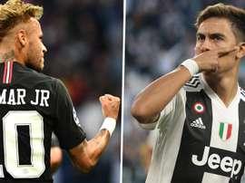 Neymar, Dybala e Dembélé: o efeito dominó na Europa. Goal