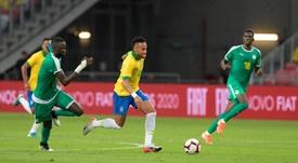As cinco lições de Brasil x Senegal. GOAL