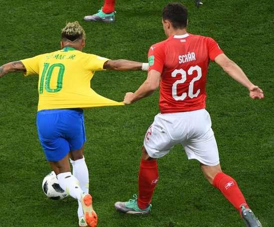 Fabian Schär vê confiança da Suíça elevada.goal