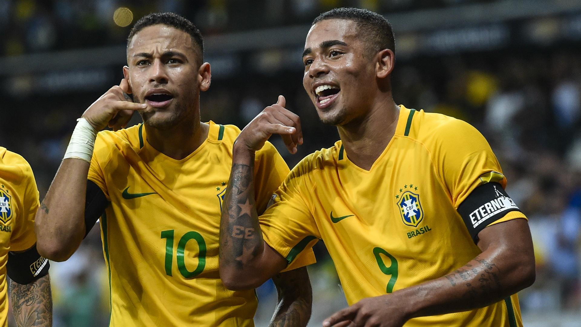 Tite donne déjà une liste de 15 joueurs — Brésil