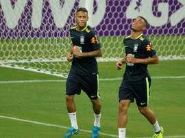 O duo que se tem destacado na frente de ataque 'canarinha'. Goal