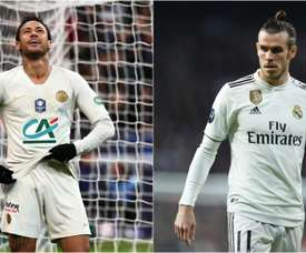 PSG and Real Madrid could do a swap which also includes PSG getting some money. GOAL
