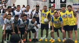 Neymar Jrs Five - 21/07/2018