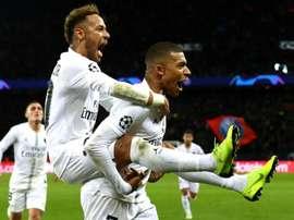 Kylian a devancé Neymar au classement du dernier Ballon d'Or. Goal
