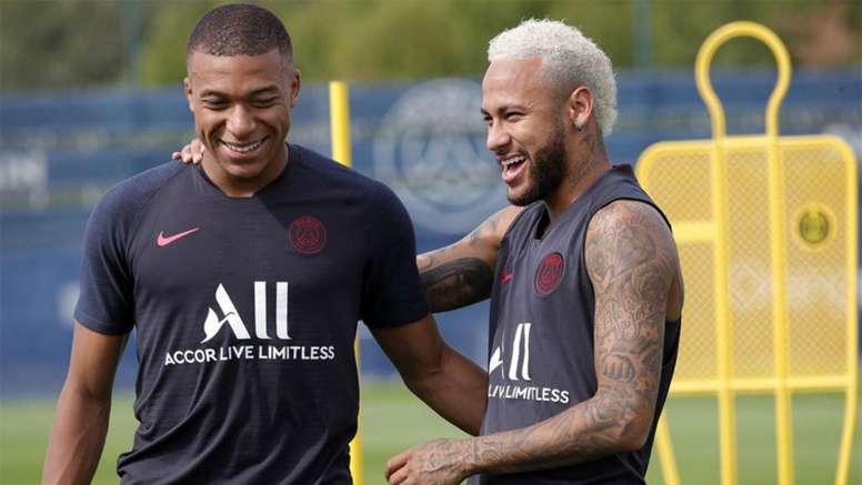 Mbappé e Neymar desfalcam PSG contra o Real na Champions. Goal