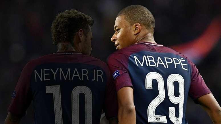 O jovem Mbappé pode ter o seu status ainda maior no PSG. Goal