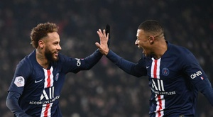 Tuchel sees PSG pair Neymar and Mbappe starting to click again. GOAL