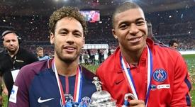 Neymar veut rester la grande star. Goal
